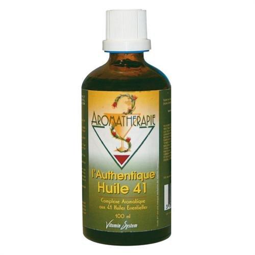 Vitamin System-L authentique HUILE 41