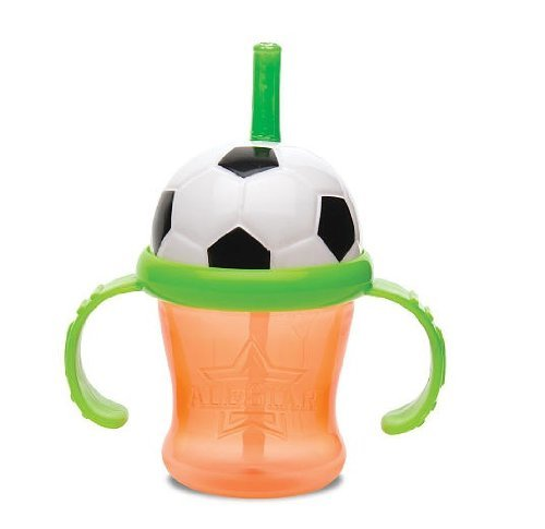 Munchkin Straw Sports World Cup Soccer Cup front-536242