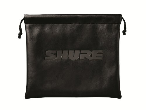 Why Choose The Shure HPACP1 Headphone Carrying Pouch for SRH240A, SRH240, SRH440, SRH550DJ, SRH750DJ...