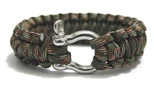 paracord-550-braccialetto-di-sopravvivenza-con-acciaio-inossidabile-colpo-grillo-olive-gree-