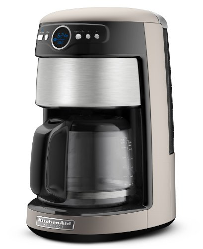 Cuisinart dcc: KitchenAid KCM222CS Coffee Maker, 14 Cup Architect black friday deals