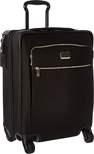 Tumi-Larkin-Continental-4-Wheel-Carry-On-Gray-Spectator-One-Size