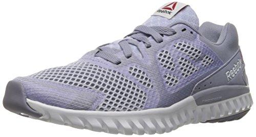 Reebok Women's Twistform Blaze 2.0 MU Mtm Running Shoe, Lucid Lilac/Purple Fog/White, 8 M US (Reebok Running Shoes Women compare prices)