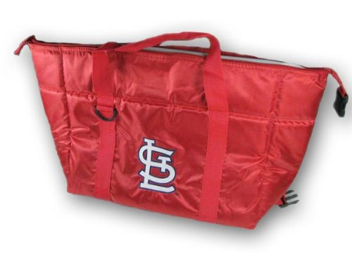 STL St Louis Cardinals 24 Pack Soft Collapsible Cooler Insulated MLB Baseball Sports Team Logo at Amazon.com