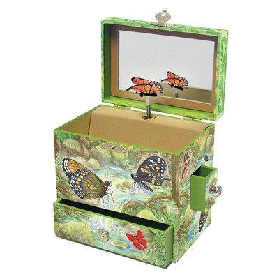 Monarchs Music Box