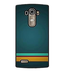 ifasho Designer Phone Back Case Cover LG G4 :: LG G4 Dual LTE :: LG G4 H818P H818N :: LG G4 H815 H815TR H815T H815P H812 H810 H811 LS991 VS986 US991 ( Blue and White Checks Print Pattern )