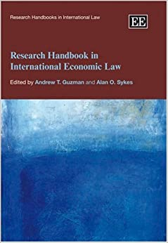 International economic law research proposal