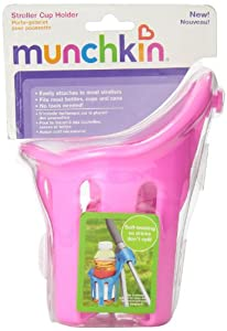 Munchkin Stroller Cup Holder, Colors May Vary
