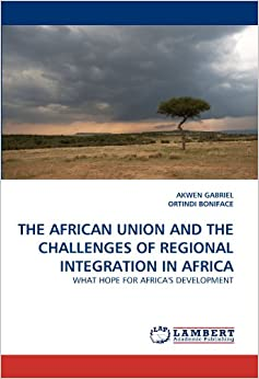 challenges of regional integration in africa pdf