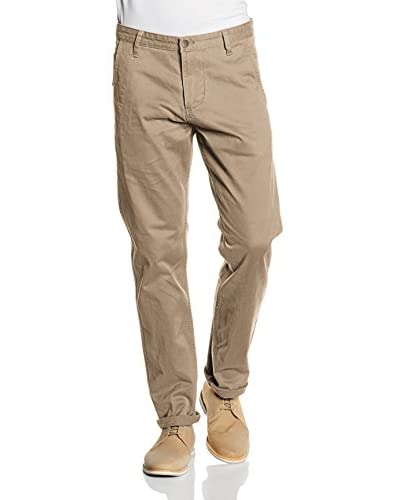 Dockers Pantalone Alpha Khaki Color Cammello W32L30