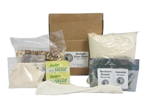 Straight River Oatmeal Stout 1-gallon extract kit