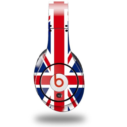 Union Jack 02 Decal Style Skin (Fits Original Beats Studio Headphones - Headphones Not Included)