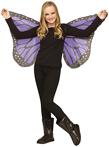 Soft Child Butterfly Wings Color:Violet