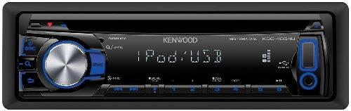 Kenwood KDC-4054UB Autoradio (CD/MP3-Tuner, Apple