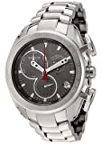 TISSOT Watch:Men's T-Race Chronograph Anthracite Dial Stainless Steel