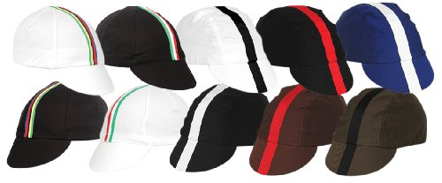 Pace Cycling Caps 10-pack Assorted Classic