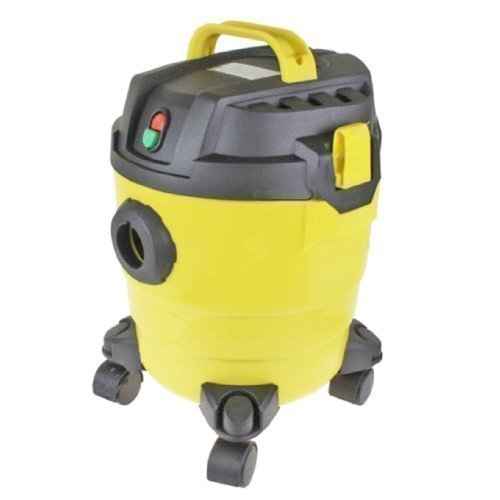 heavy-duty-wet-dry-10-litre-wheeled-vacuum-cleaner-1000w-yellow-hose-tools
