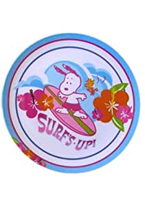 Surfing Snoopy Dinner Plate Kids Snoopy Plate Dinner Plates