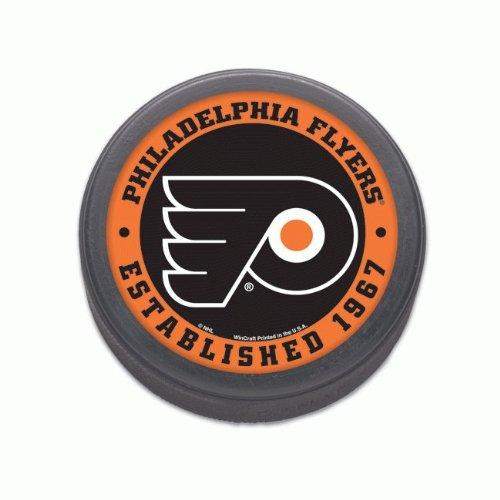 NHL-hockey-puck-Philadelphia-Flyers