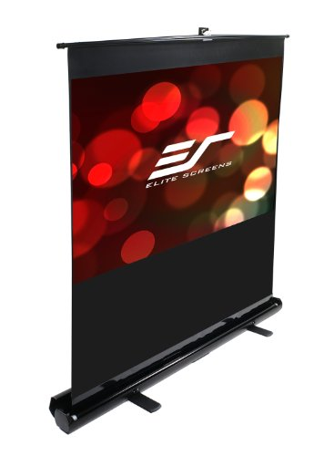 "Elite Screens F84Nwh Ezcinema Series Portable Projection Screen (84"" Diag. 16:9 41.2""Hx73.2""W)"