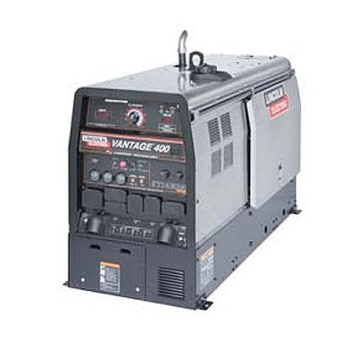 Vantage Generator Welder with Perkins Engine
