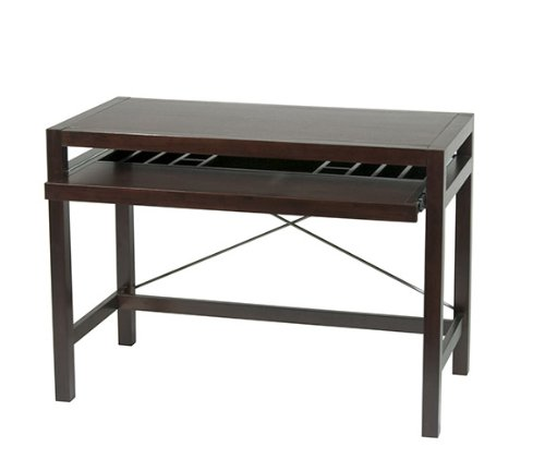 Buy Low Price Comfortable Computer Desk – Office Star – HM125ES (B002R1SMZA)