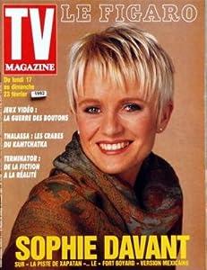 tv magazine le figaro n 14760 du 15 02 1992. Black Bedroom Furniture Sets. Home Design Ideas