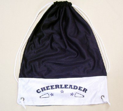 Cheerleading Tote Bags - Many Colors Available