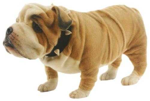 British Bulldog Plush Soft Toy