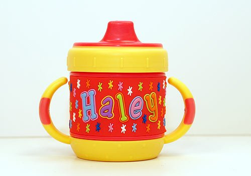 Personalized Sippy Cup: Haley front-932065