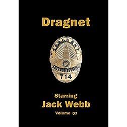 Dragnet [Volume 07]