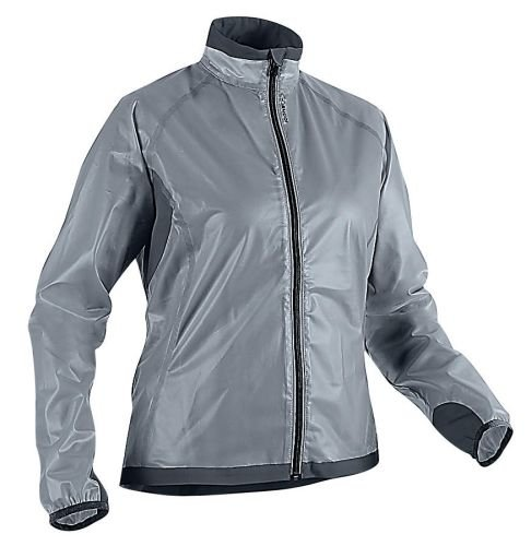 Sugoi Women's HydroLite Run Jacket - Color: Smoke,Size: