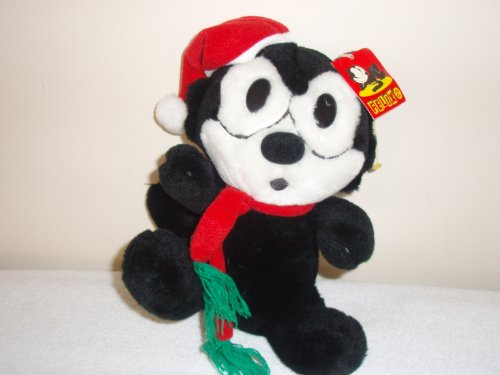 Felix The Cat Winter Plush - 1