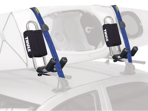   The Inexpensive Thule Hull A Port Strap System Offers Features and Design Normally Reserved for Pricier Carriers 