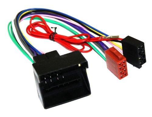 adaptateur c ble fiche iso g1 pour autoradio compatible peugeot citroen. Black Bedroom Furniture Sets. Home Design Ideas