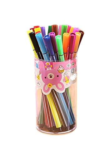 westeng-12pcs-bambini-studente-multicolor-set-di-penne-penne-da-disegno-colorato-penne-a-inchiostro-