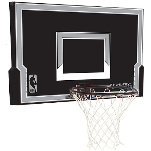 Spalding 44-Inch Backboard and Rim Combo with Advanced Eco-Composite Backboard