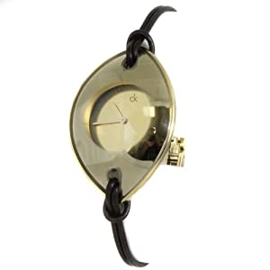 SUSPENSION - Montre Femme - Bracelet en Cuir Marron