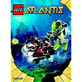 LEGO Atlantis: ミニ 潜水艦 セット 30042 (袋詰め)