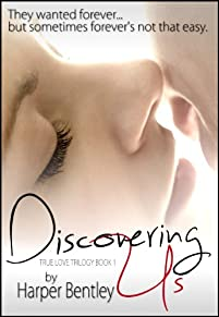 Discovering Us by Harper Bentley ebook deal