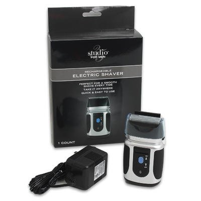 Studio 2 Blade Rechargeable Electric Shaver