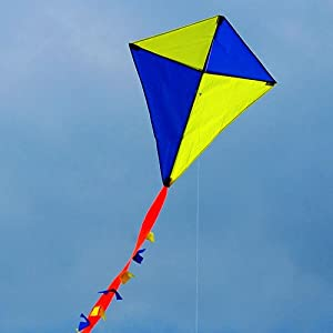 Brookite Harlequin Kite