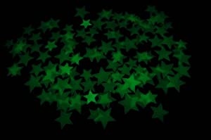 DirectGlow LLC 120+ Piece Radiant Green Glow in the Dark Stars at Sears.com