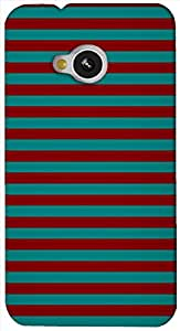 Timpax protective Armor Hard Bumper Back Case Cover. Multicolor printed on 3 Dimensional case with latest & finest graphic design art. Compatible with HTC M7 Design No : TDZ-23083