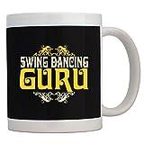 Teeburon Swing Dancing GURU Mug