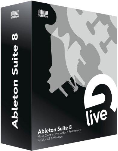 Ableton Suite 8 Full Version Audio Software