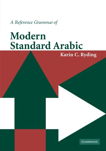 A Reference Grammar of Modern Standard Arabic (Reference...