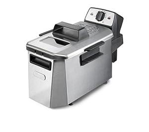 Delonghi F24402CZ Professional Coolzone Fryer Total Clean