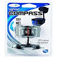 Custom Accessories11157Lighted Compass-LOW PROFILE COMPASS