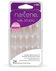 Nailene Nail Studio Nails Medium Length 71281